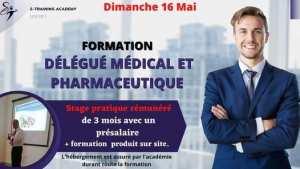 Formation Délégué médical et pharmaceutique