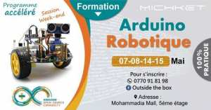 Arduino Robotique Workshop