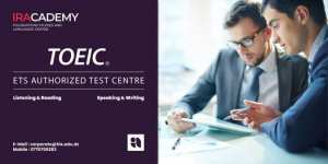 TOEIC Listening & Reading Exam at IRACADEMY