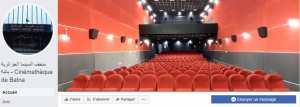 Programme de la cinémathèque de Batna