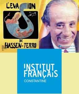 L'Évasion de Hassan Terro: Institut Français de Constantine