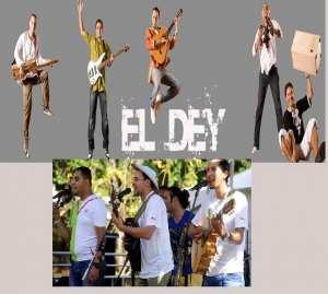 El Dey en concert le 17 juin 2021 à Alger