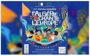 Le 21e Festival culturel européen en Algérie