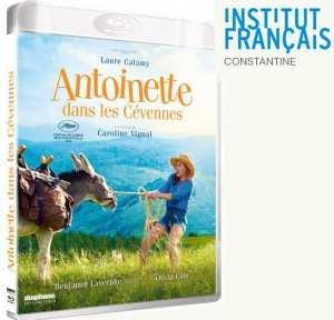 Antoinette dans les Cévennes- Ciné grand public