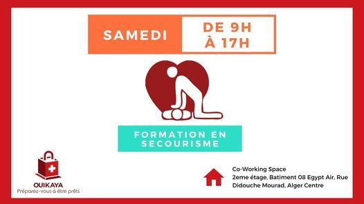 Formation en Secourisme ''''' '' ''''''''' '''''''