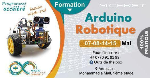 Arduino Robotique Workshop
