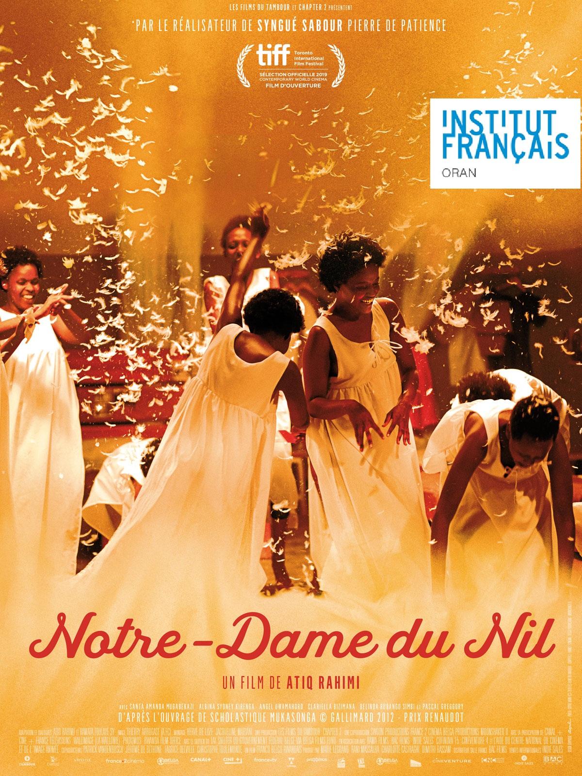 NOTRE-DAME DU NIL: Institut Français D'Oran