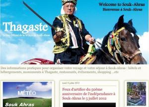 Site officiel du tourisme en Souk-Ahras