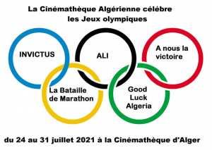 En prévision des Jeux Olympiques de Tokyo, la Cinémathèque Algérienne présente un programme spécial de film retraçant le parcours sportif de quelques athlètes algériens et étrangers.