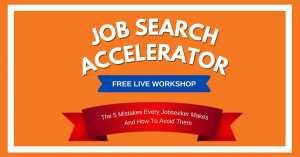 The Job Search Accelerator Workshop — Algiers