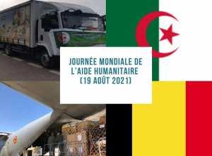 19 Août : Journée mondiale de l'aide humanitaire