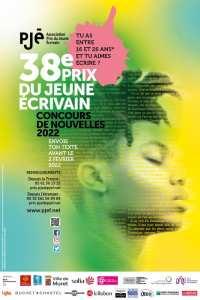 Appel à candidatures : Répondez à l'appel à candidatures du 38ème « Prix du Jeune écrivain #francophone » de l'Association Prix Du Jeune Ecrivain