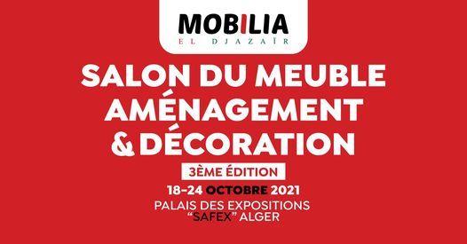 3ème édition du Salon du Meuble, Aménagement et Décoration