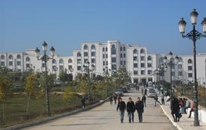 المركز الجامعي بغليزان