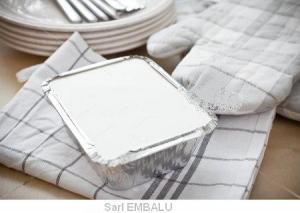 Emballages Alimentaires Aluminiem