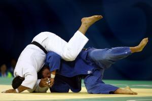 فتح نادي المصارعة اليبانية judo