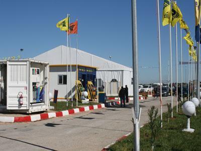 Naftal met les bouchées doubles pour achever le programme en 2013 Réalisation des stations-services sur l'autoroute Est-Ouest