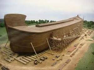 """أمريكي يقلد نسخة من """"سفينة نوح"""""""