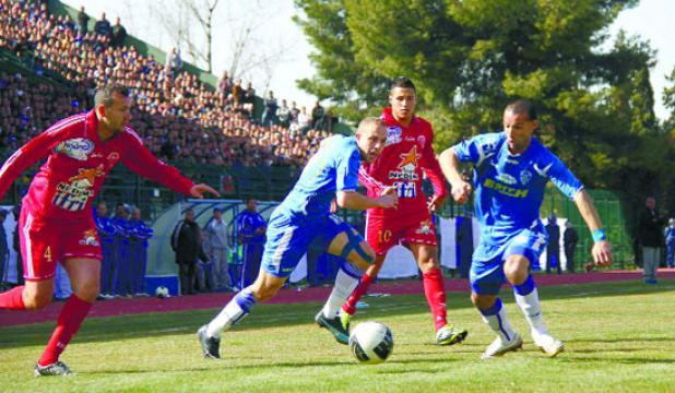 ''داربي'' مثير بتوابل ثأرية الدور ربع النهائي لكأس الجزائر