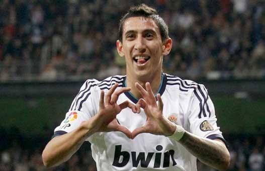 Real Madrid : Di Maria : «J'avais besoin de ce but !»