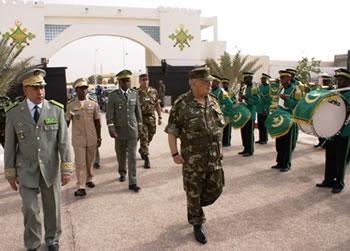 """""""Lutter contre le terrorisme...en assumant nos missions"""" AHMED GAID SALAH DEVANT LES CHEFS DU CEMOC"""