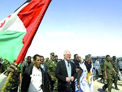 Ross pour une solution à la question sahraouie en adéquation avec les décisions du Conseil de sécurité Au terme de sa visite aux camps des réfugiés sahraouis à Tindouf
