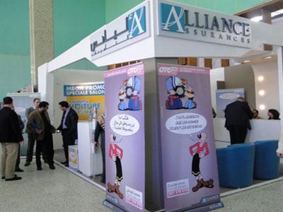 Alliance Assurances s'implique dans la prévention routière A l'occasion du Salon international de l'automobile