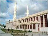 Majestueuse, la mosquée du 1er-Novembre de Batna !