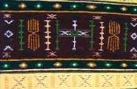 Le tapis de Kalaa Béni Rached tisse l'histoire de Relizane La relance de sa fabrication est en bonne voie