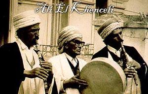 Biographie d'Ali El Khencheli