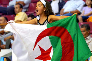 الجزائر تنهزم أمام البرازيل في افتتاح كأس العالم العسكرية