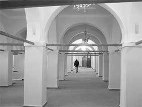 Miliana , Rénovation de la mosquée de Sidi Ahmed-Benyoucef