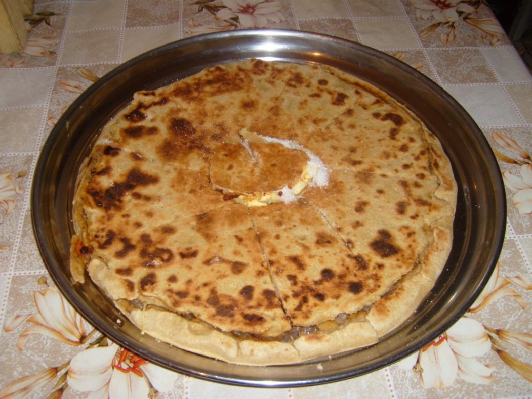 Cuisine traditionnelle thimkhalaath for Cuisine kabyle