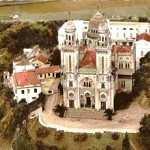 La basilique Saint Augustin à Annaba