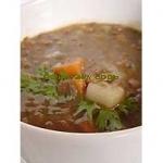 Soupe de lentilles (chorba bel a'dess)