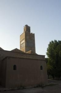 Mosquée d'El Méchouar (al-Mishwâr), Tlemcen