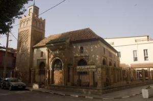 La mosquée de Sidi Bel Hasan, Tlemcen