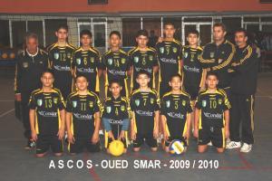Mini Volley Tournoi du 11 decembre a Oued Smar ( Alger )