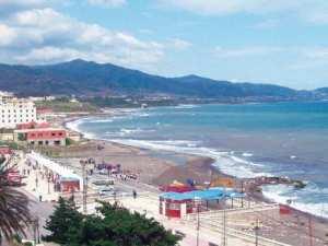 Retard infrastructurel sur le littoral Saison estivale à Tizi Ouzou