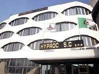 Oran Vent de tempête à Hyproc Shipping Company