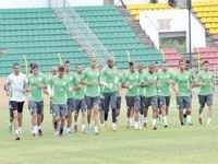 Cet après-midi à 16h à Porto-Novo : Bénin-Algérie Les Verts au pied du mur