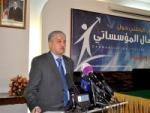 Sellal appelle à cesser de focaliser sur la santé du président Bouteflika