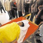 17 شهيداً فلسطينيا و33 جريحاً خلال ديسمبر الجاري شهيدان في تبادل إطلاق النار بغزة