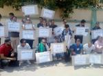Non à la marginalisation Célébration de la journée de l'artiste à Jijel