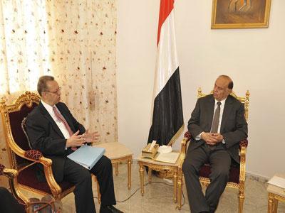 Le futur président yéménite veut une aide internationale Seul candidat à l'élection présidentielle prévue aujourd'hui