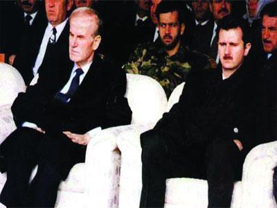 La conquête alaouite du pouvoir en Syrie