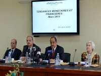 Economie : l'Algérie est face à un choc externe similaire à celui de 2009 (BA)