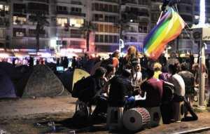 الشرطة تقتحم ساحة تقسيم مركز التظاهرات في اسطنبول