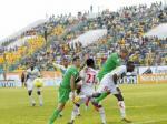 Bonne opération des Verts Eliminatoires du mondial 2014. Bénin 1 - Algérie 3