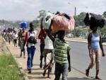 Des milliers de personnes ont fui vers le Niger en raison de l'insécurité au Nigeria (HCR)